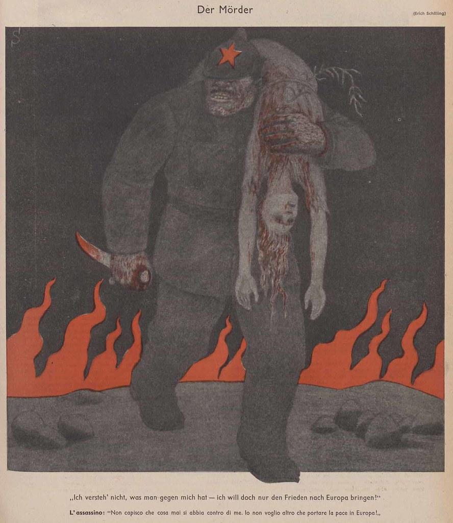 Erich Schilling - The Killer