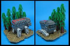 Adventure class WAC Supply Truck