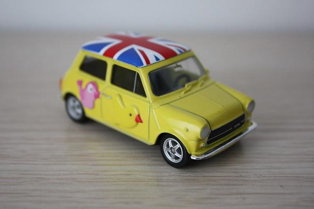 [Welly] Mini Cooper 1300