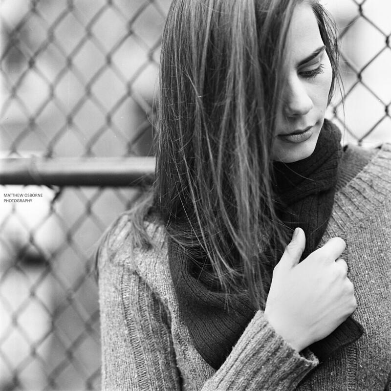 Hasselblad + Sonnar Portrait
