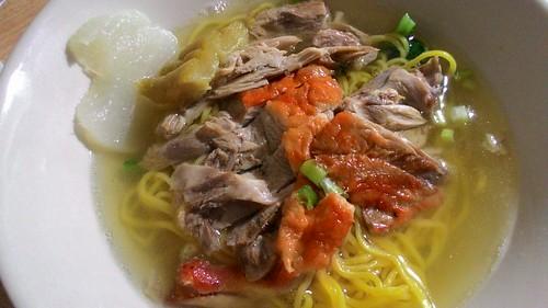 Koh Samui Duck Noodle