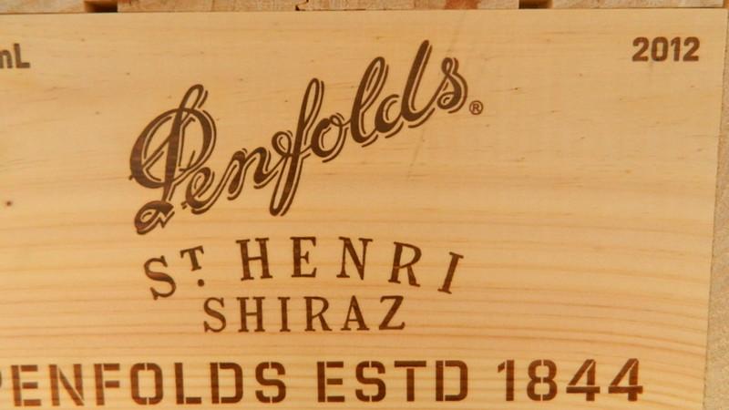 Penfolds 'St.Henri' Shiraz 2012 (OWC)