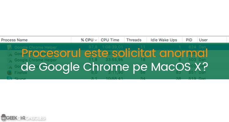 google 100% cpu