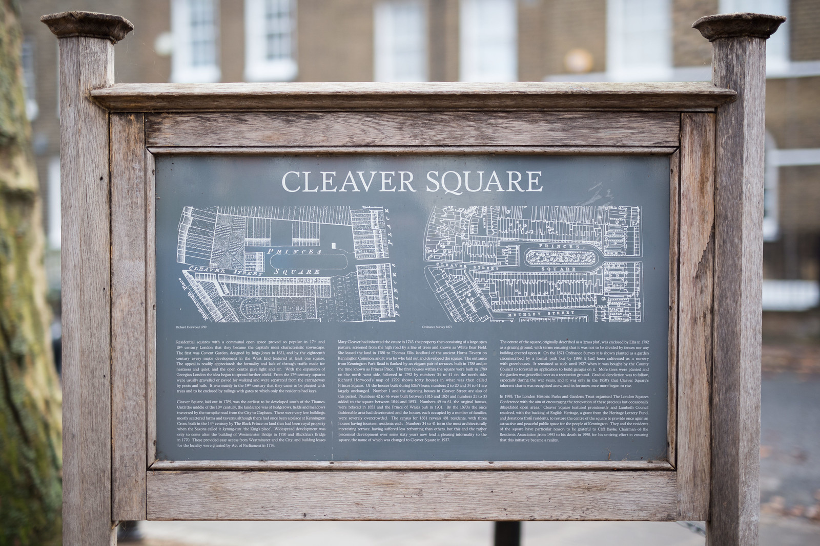Cleaver Square