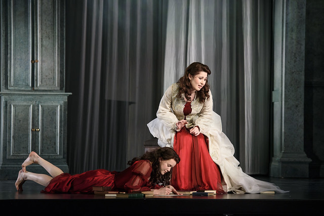 Nicole Car as Tatyana in Kasper Holten's Eugene Onegin © Photograph by Bill Cooper, ROH 2015