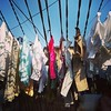 The hanging Clothes 2