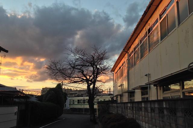 2015/12 叡山電車修学院駅 #07