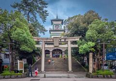 Kanazawa Oyama Jinja Shrine-001