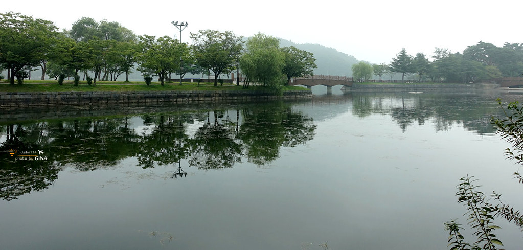 【忠清北道景點】堤川十景-義林池|韓綜2天1夜、超人回來了外景拍攝景點  (충청북도 제천의림지와제림) @GINA環球旅行生活|不會韓文也可以去韓國 🇹🇼