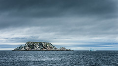 Island and Iceberg