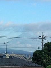 Mt.Fuji 富士山 7/29/2016