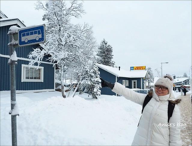 赫爾辛基羅瓦涅米北極特快車臥鋪_075