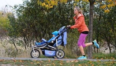 Máma dvou dětí si přeje doběhnout s Isostarem až do Rigy