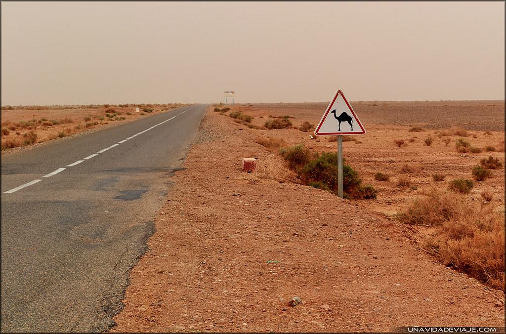 Marruecos sur Merzouga