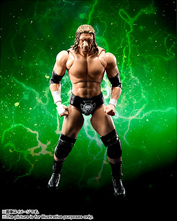 S.H.Figuarts – WWE 系列【Triple H】摔角迷心中永遠的D-Generation X!!