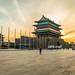 Zhengyang Gate by Sessiongraff