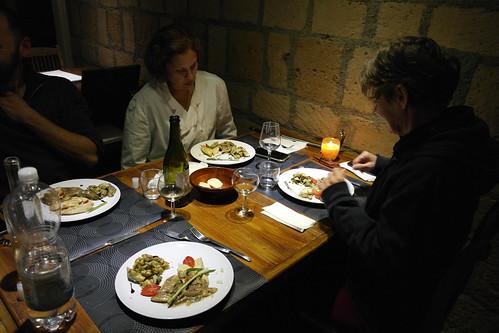 cena alla Banditella