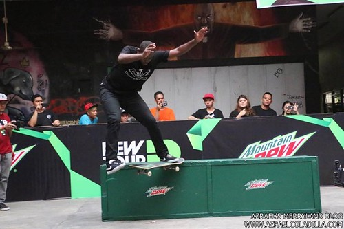 Dew Tour Am Series - Manila 2016