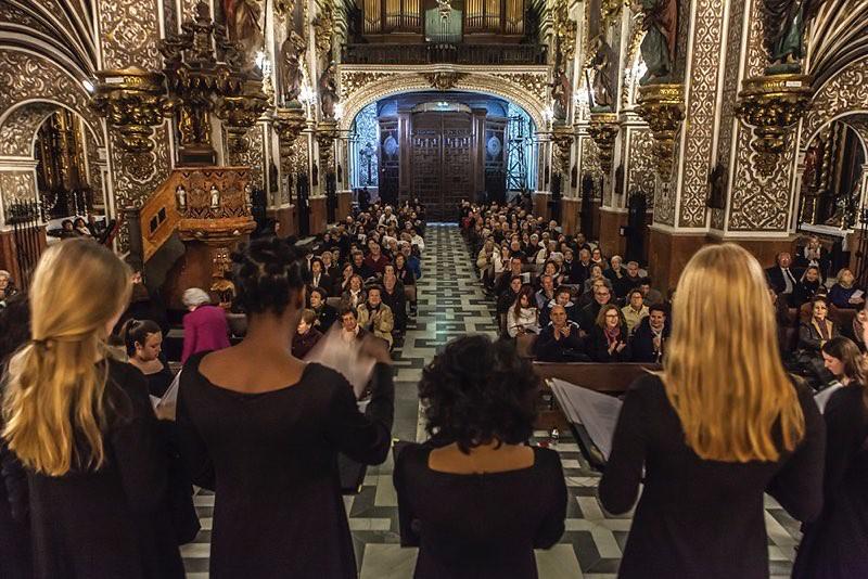 The Nightingale-Bamford School Chamber Chorus 2016 Concert Tour of Spain
