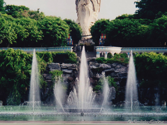 Musical Fountain 01