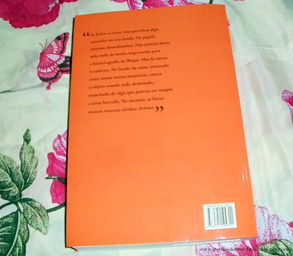 contracapa, Resenha, livro, Ariana, Igor Gielow