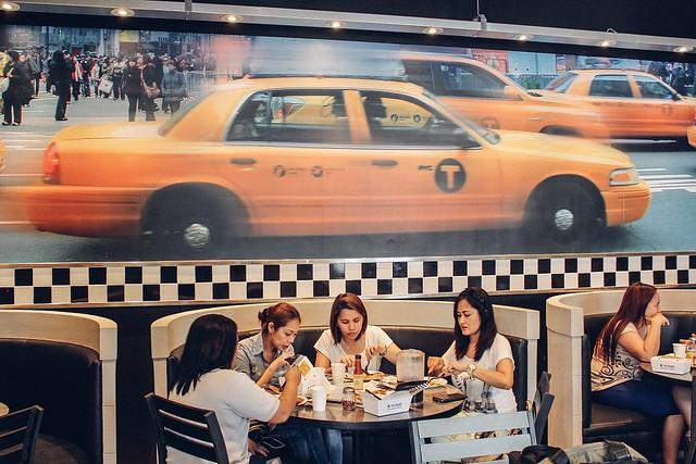 Yellow Cab Antipolo
