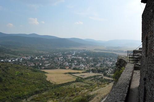 panorama castle scenery hungary village view chateau castello ungarn vue augusztus burg vár kirándulás ansicht táj boldogkőváralja 2015 tájkép hongrie zemplén nyár falu családi borsod kilátás megye abaúj boldogkő váralja szatmári