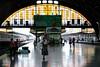 Hua Lamphong railway station, Bangkok by Fabionik