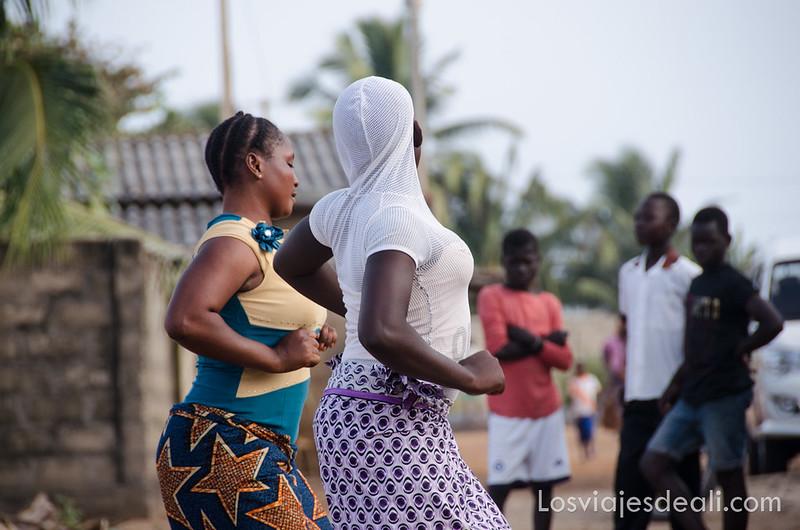bailes ceremonia vudú