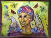 Art Journal - Ostara by karinaltarts