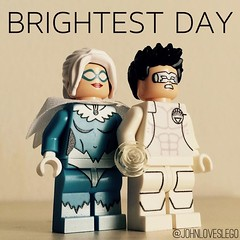 Dove and Kyle Rayner :)