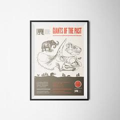 Design a Prehistoric Dinosaur Themed Poster