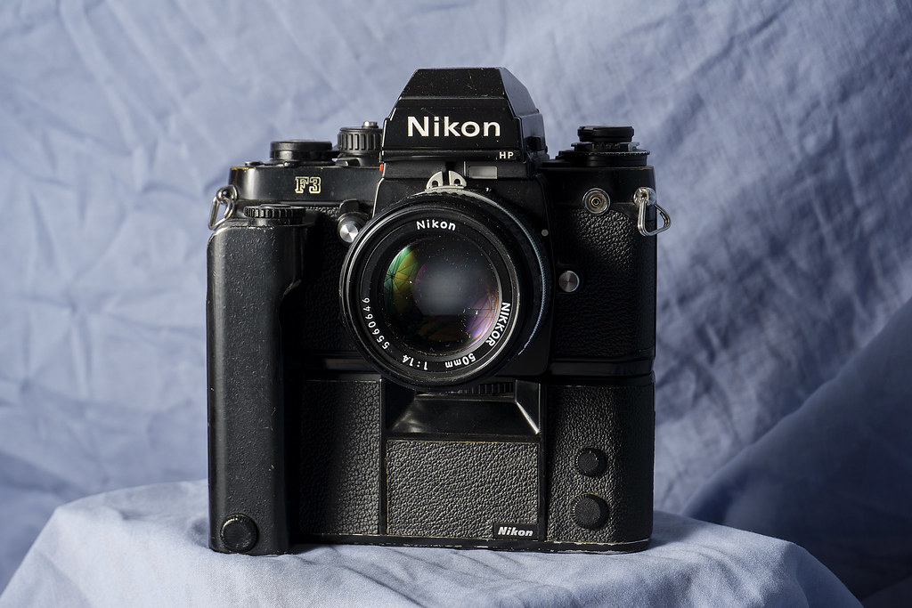 CCR - Review 24 - Nikon F3