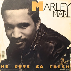 MARLEY MARL:HE CUTS SO FRESH(JACKET A)