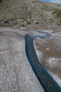 106 Op de gletsjer