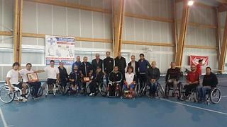 XIII Campeonato de España de Tenis Silla por Comunidades Autónomas 2015