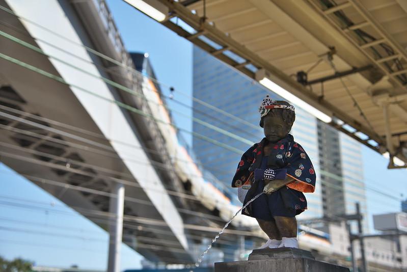 Tokyo Train Story 東京モノレール 2015年9月20日