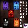 [ free bird ] Halloween Poster Gacha