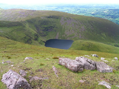 mountains galtymore galtee