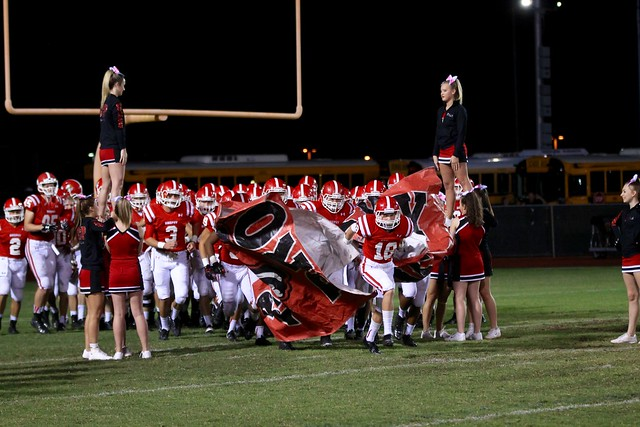 2015 Football vs Perry | The Roundup