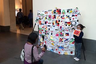 Filipino American Month - Asian Art Museum kids art