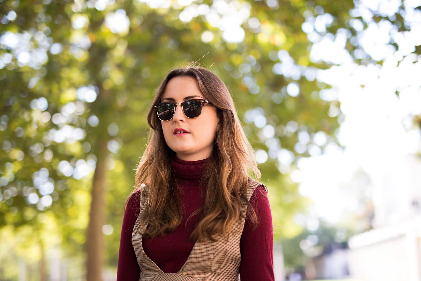Street Style - Tazz Gault, London Fashion Week