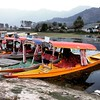 #Shikara #DalLake #Srinagar #boats #lake