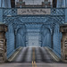 John A. Roebling Suspension Bridge by mturnau