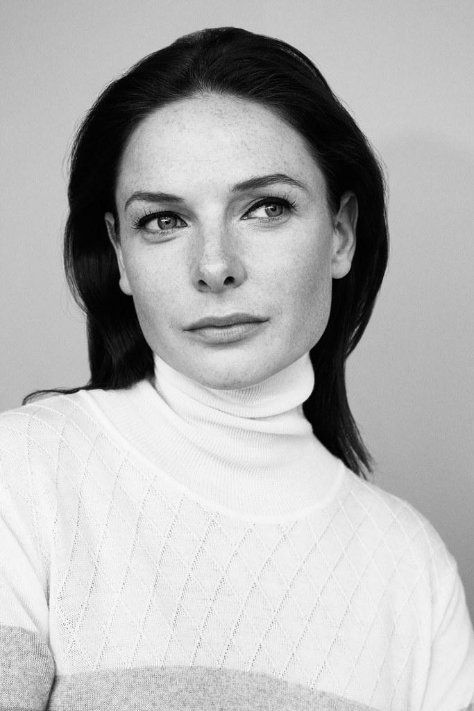 Ребекка Фергюсон — Фотосессия для «InStyle» UK 2015 – 1