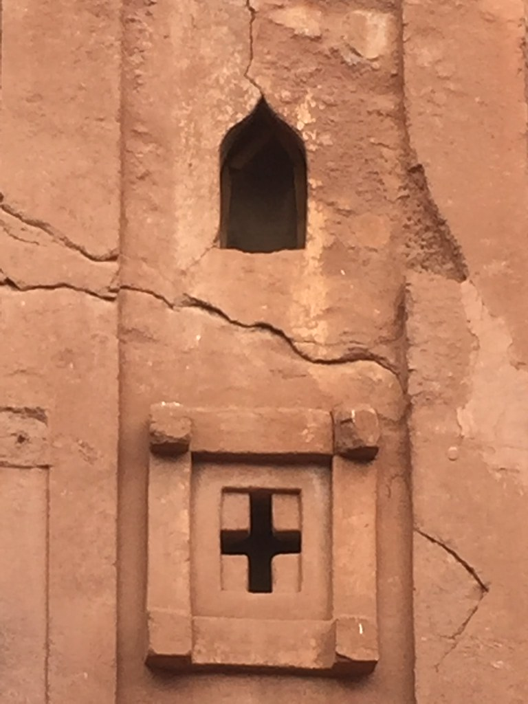 Lalibela - Ancient church carved out of rock