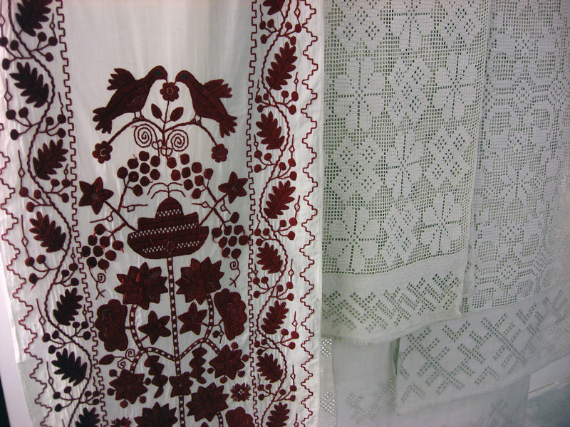 rushnyk ukrainian embroidery