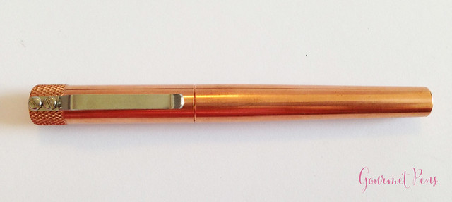 Review @KaraKustoms Fountain K Copper Fountain Pen (1)