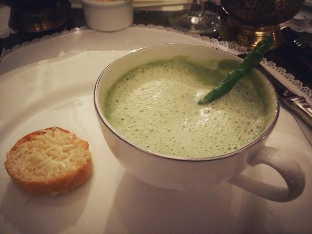 16. Asparagus Soup