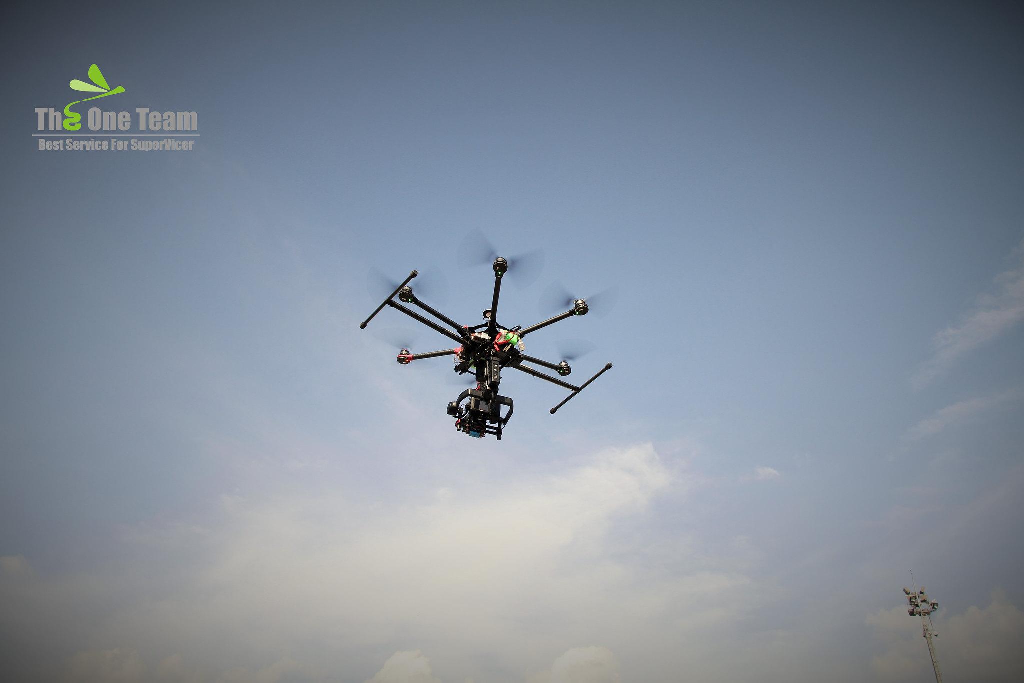 flycam dji swing 1000
